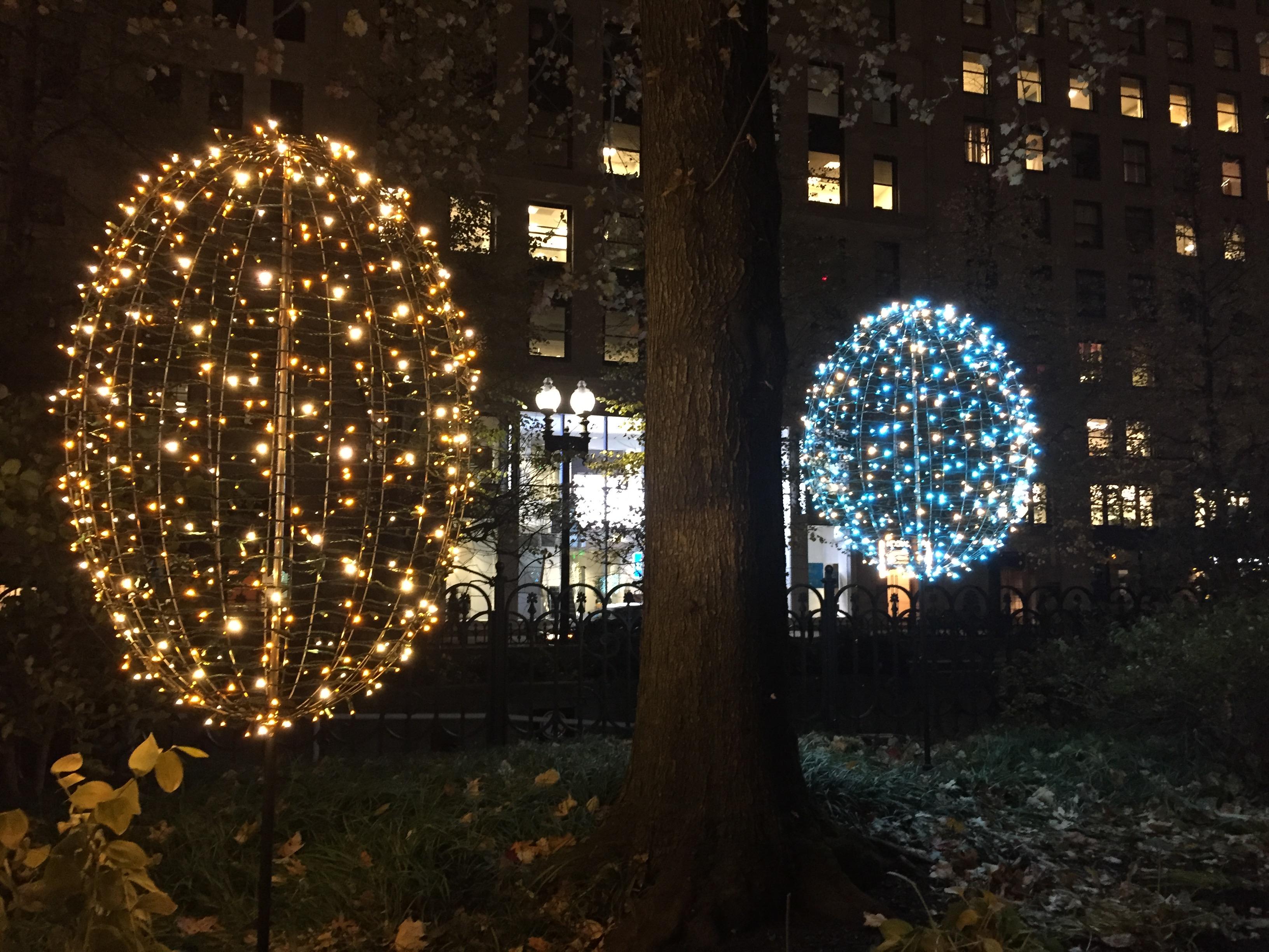 Pandora Light Orbs